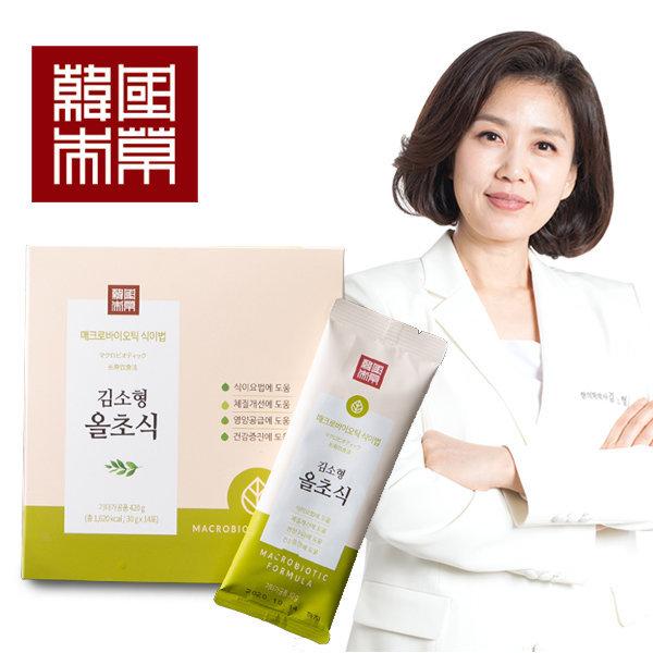김소형  올초식 식사대용 선식 쉐이크 x 2