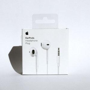 아이폰 6 6S 유선 휴대폰 이어폰 이어팟 정품 3.5mm