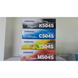 CLT-K504S+C504S+M504S+Y504S 토너4색세트(정품)