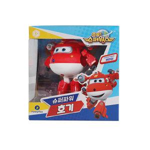슈퍼윙스 시즌4 변신 슈퍼파워 호기 로봇 장난감