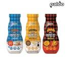 비빔장 기획팩 (시그니처+매운맛+버터간장) /200g 3개