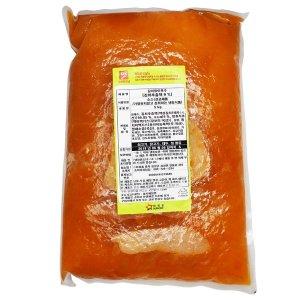 아워홈 김치말이 냉면육수 5kg 냉면양념장 냉면소스