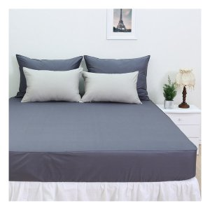 아이닉스 순면 홑겹 침대 매트리스커버 싱글 슈퍼싱글 S/SS