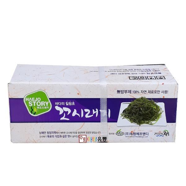 오션푸드코리아/꼬시래기(염장) 4kg