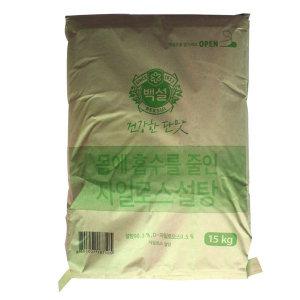 백설 자일로스설탕 15kg/무료배송