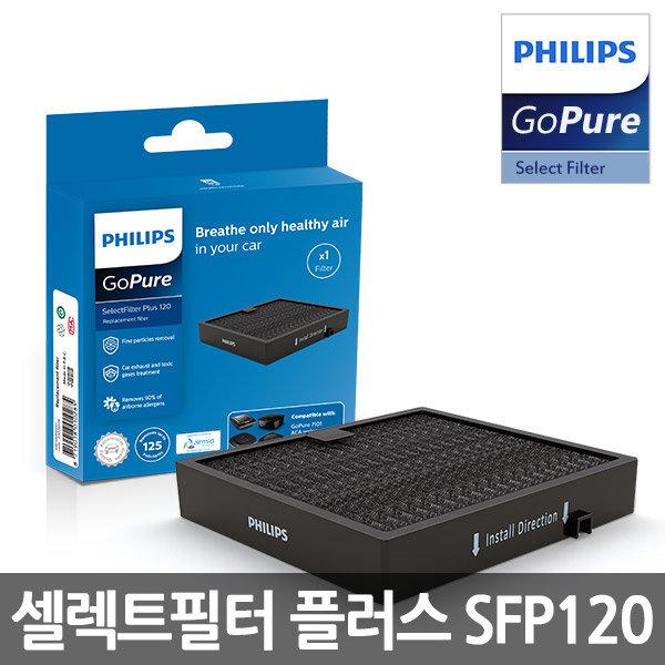 고퓨어 전용 셀렉트 필터 플러스 GSF120P 필터 SFP120