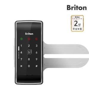 브리튼 BT-G10S 유리문 상가문 도어락 밀레 유리문용