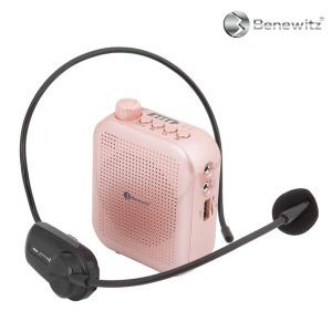 베네위츠 UHF 강의용 교사용 수업용 무선 마이크 로즈K