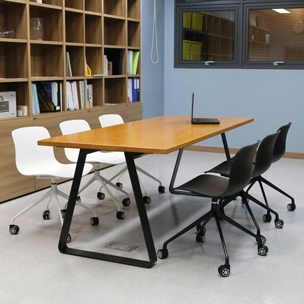 코지백 이동 사무실 회의용 의자