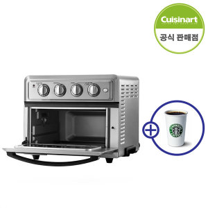 쿠진아트 에어프라이어 오븐 TOA-60KR + 커피쿠폰