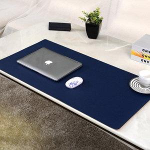 길이 긴 가죽 식탁 테이블 마우스 방수 장 매트 패드