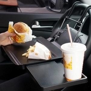 3세대 차량 자동차 간이 식탁 슬라이딩 테이블 홀더