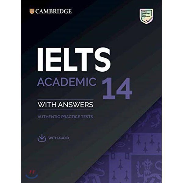Cambridge IELTS 14 : Academic Student s Book with Answers  Cambridge University Press