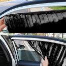 SF울트라 차량용 커튼 4P SET 1대분 햇빛가리개 차단