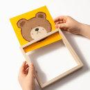 아크릴 나무액자 만들기 재료 그림그리기 미술놀이