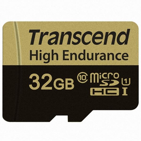 트랜센드 microSDHC Class10 High Endurance 32GB