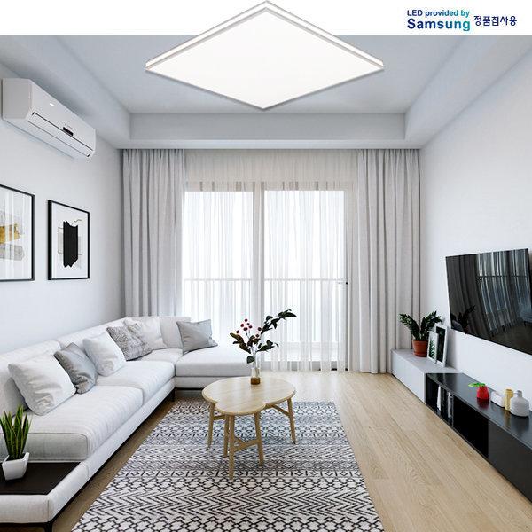 심플라인 LED 거실/방등 100w (완판) / 삼성정품칩