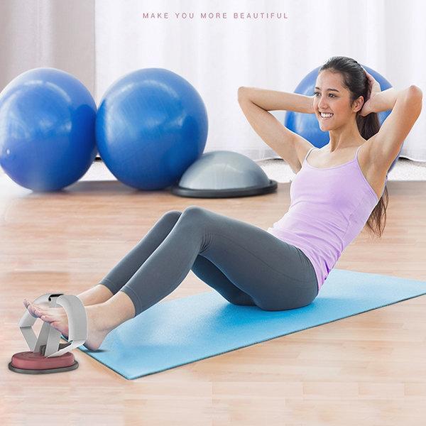 흡착식 편리한 보관 싯업 윗몸일으키기 홈트