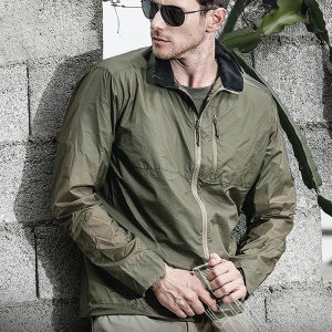 밀리터리 전술 바람막이 캐주얼 자켓 재킷 MJK683