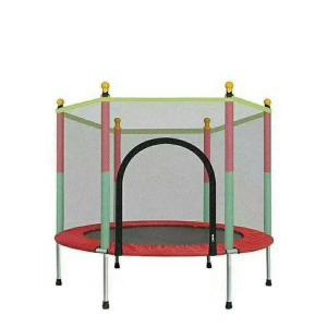 TP2 어린이 유아 안전바포함 트램플린 점핑운동