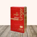 린저21 노프림 헤이즐넛 커피믹스 100T 설탕커피
