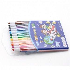 12색 기본 지구 색연필 옛날 갬성 색칠 놀이 어린이집