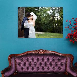 캔버스액자 20x24(50x60cm)결혼 웨딩 가족사진 돌잔치