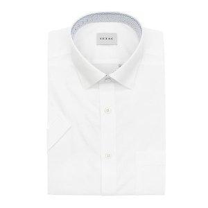 갤러리아  예작 2020 신상품 일반 핏 반소매 셔츠 YJ0MBR205WH