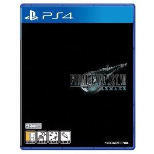 PS4 파이널판타지7 리메이크/한글판/깨끗한 중고