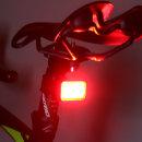 일루미나 큐브 자전거 후미등 전조등 USB충전 안전등