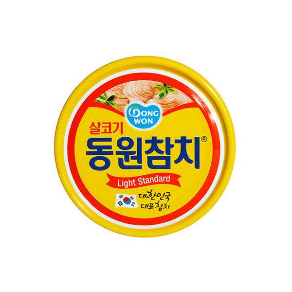 동원 살코기참치(라이트스탠다드) 100g x 10캔