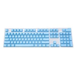 ABS 이중사출 OEM 기계식 키보드 키캡 - 블루