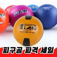 피구공 피구 협회공인구 경기사용구 발리볼 폼볼
