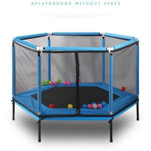 고급형 어린이 유아 안전바포함 트램플린 점핑 TP3