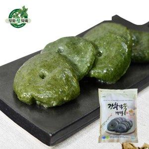 강화약쑥 강화약쑥으로 만든 개떡 1kg