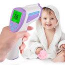 비접촉 체온계 이마 디지털 체온측정기 우상YI-400