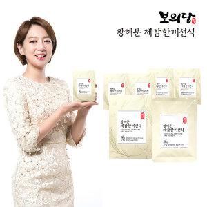 왕혜문 체감한끼선식 5박스