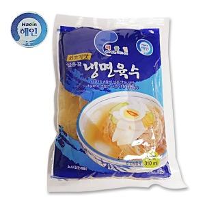 해인 해들인 얼음골푸드 쇠고기맛 냉면육수 310ml