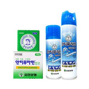 유한양행 안티푸라민 연고 30g/60g 안티프라민