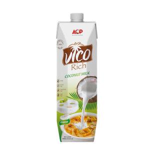리치 유기농 코코넛밀크 방탄 커피 1000ml 허니트리