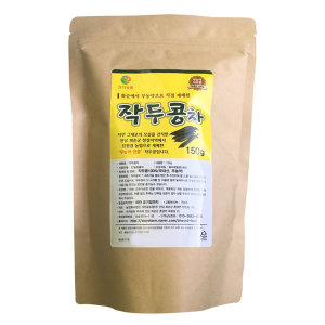 천지농원 무농약 볶은 작두콩차 150G (5+1 행사)