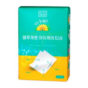블루캐롯 아이케어 티슈 (20개입) / 루테인함유 티슈