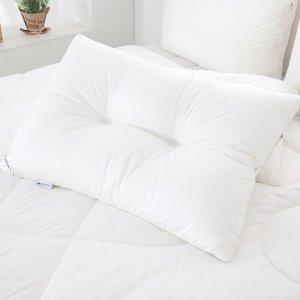 (베딩나라) 마이크로화이바 베개솜 경추 40x60 초극세사 진드기방지 베개