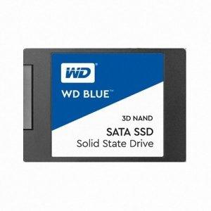 +WD정품 공식판매점+ WD Blue 3D NAND SSD (500GB)
