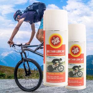 플루이드필름 자전거전용 체인 오일 윤활유 녹방지