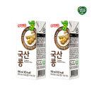 삼육두유 국산콩 190ml 64팩 무첨가 건강음료