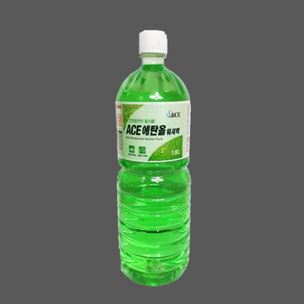 에이스 에탄올 워셔액 1.8L KS