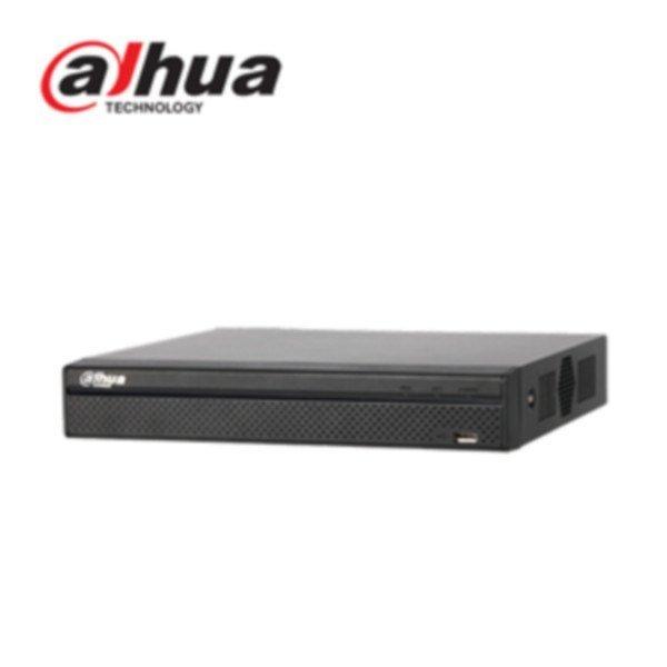 (Dahua)  다후아  NVR2104HS-P-4KS2 4채널 NVR 네트워크 카메라 녹화기  하드미포함