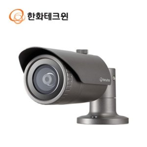 한화테크윈 QNO-8010R 5MP IP 네트워크 실외 적외선 카메라