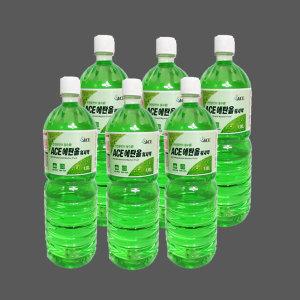 에이스 에탄올 워셔액 1.8Lx6개 1박스 KS